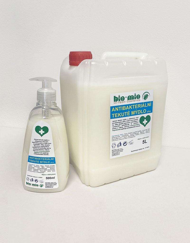 Antibakteriální tekuté mýdlo