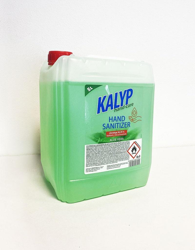 Dezinfekční gel na ruce Kalyp